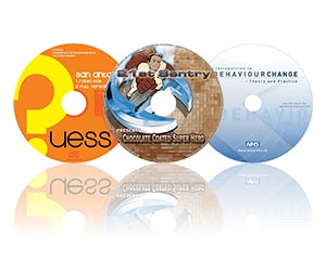 compact disc print examples