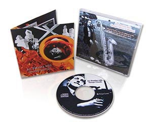 CD Jewel Case with 4 page booklet